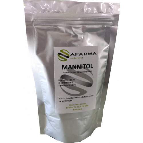 Mannitol 1 kilogram