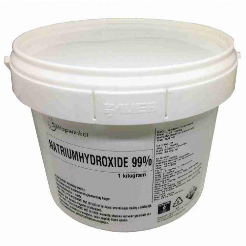 Natriumhydroxide 1 kilogram