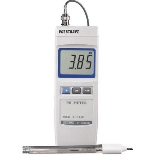PH meter met losse electrode