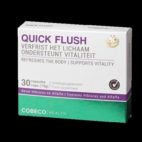 Quick Flush Cobeco