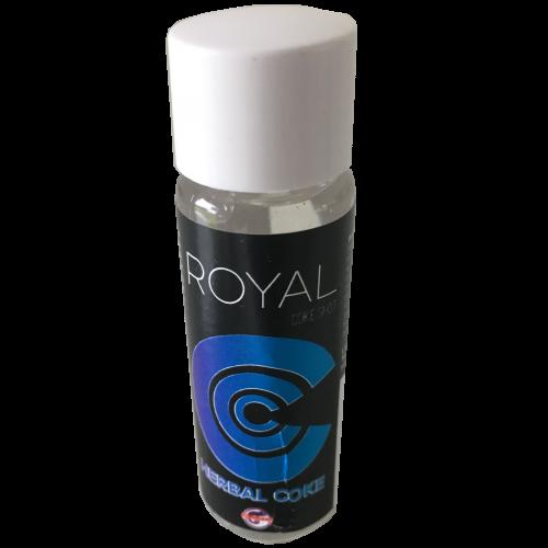 Royal C vloeibare herbal coke