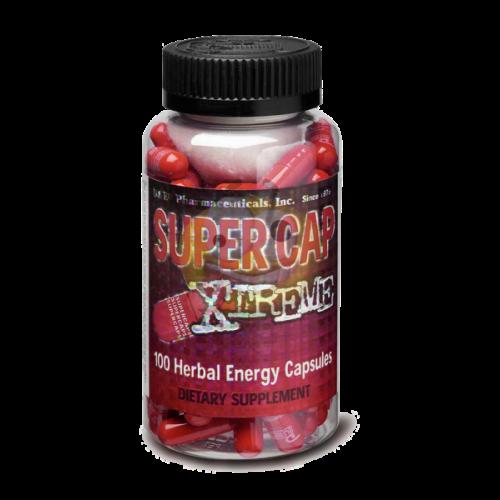 Super Caps Xtreme capsules