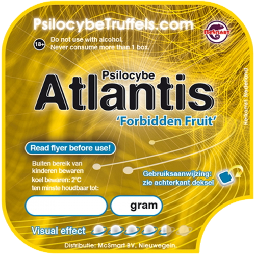 Truffels Atlantis box