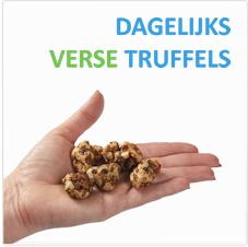 Dagelijks verse truffels
