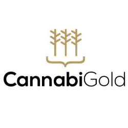 CannabiGold logo