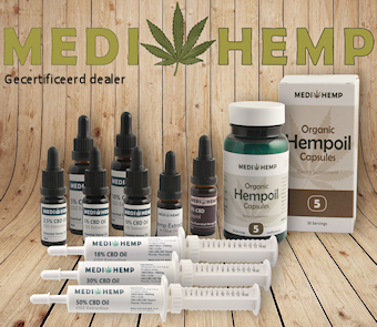 MediHemp gecertificeerd dealer
