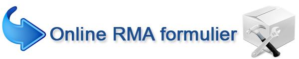 RMA aanvraag